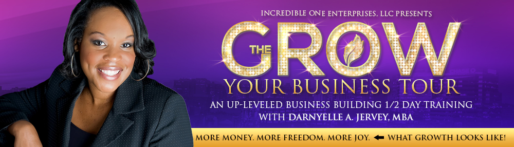 Grow Your Business Tour 2017