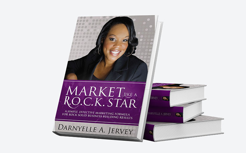 Market Like a R.O.C.K. Star will show you the simple, proven 4-part marketing formula for rock-solid business building results